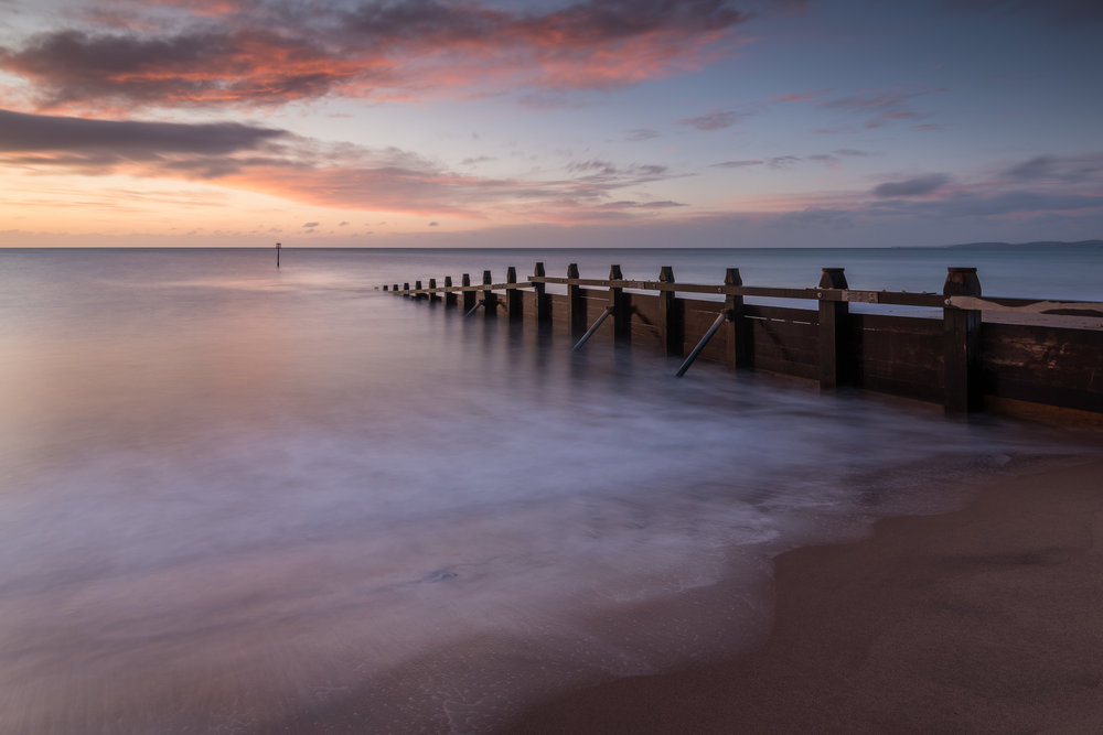 Dawn at Dawlish Warren #4