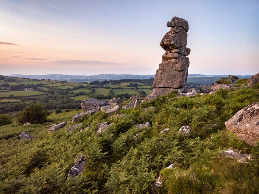 Mr Bowerman please meet OnePlus 6  - Bowerman's Nose, Dartmoor, Devon:  OnePlus 6, ISO 100, 1/125th sec, f/1.7, DNG processed in Lightroom CC Classic.