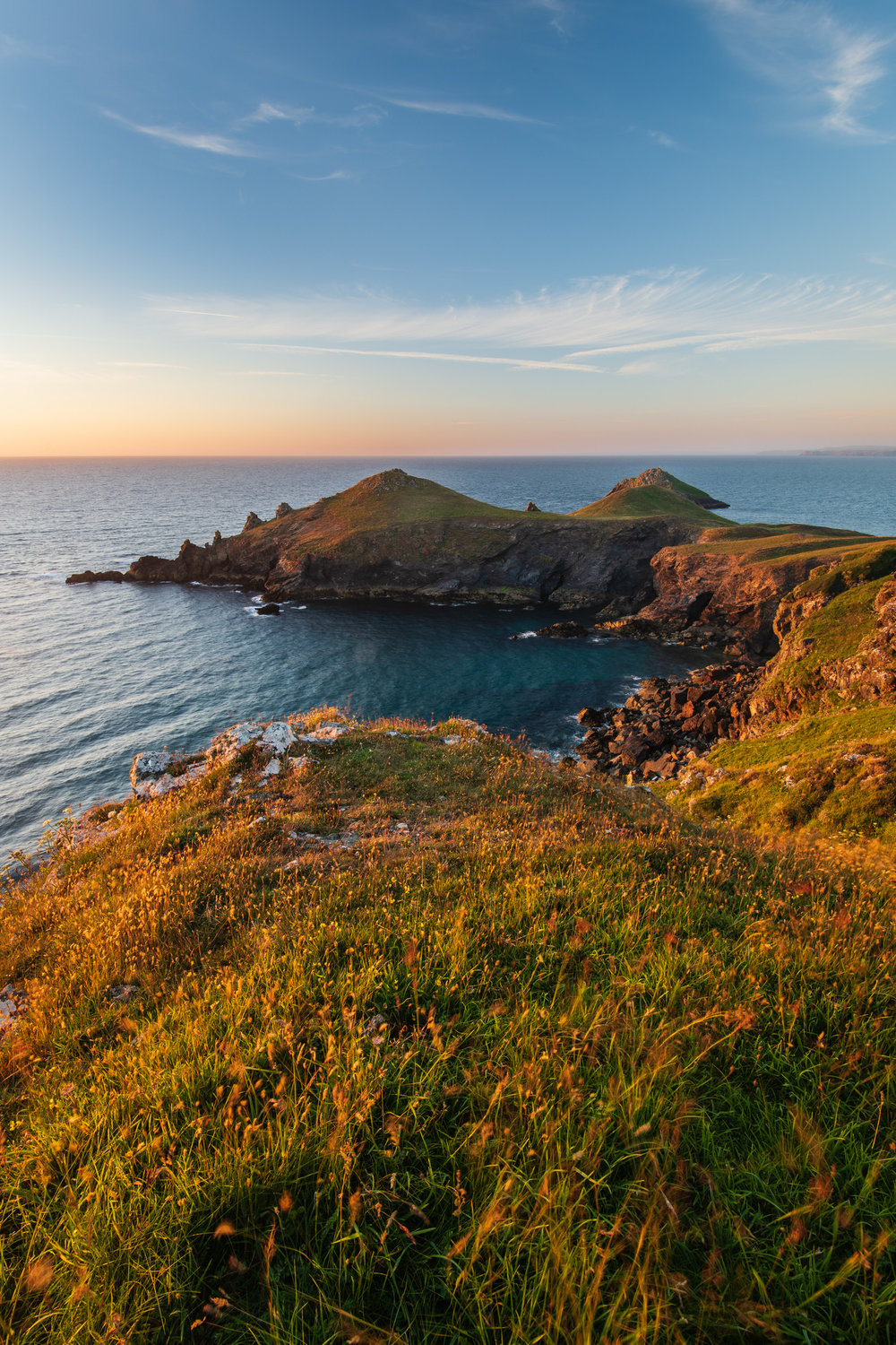 Summer at The Rumps #2 (Cornwall)