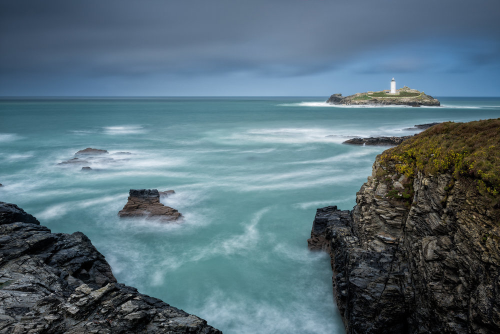 Godrevy Lighthouse, Cornwall