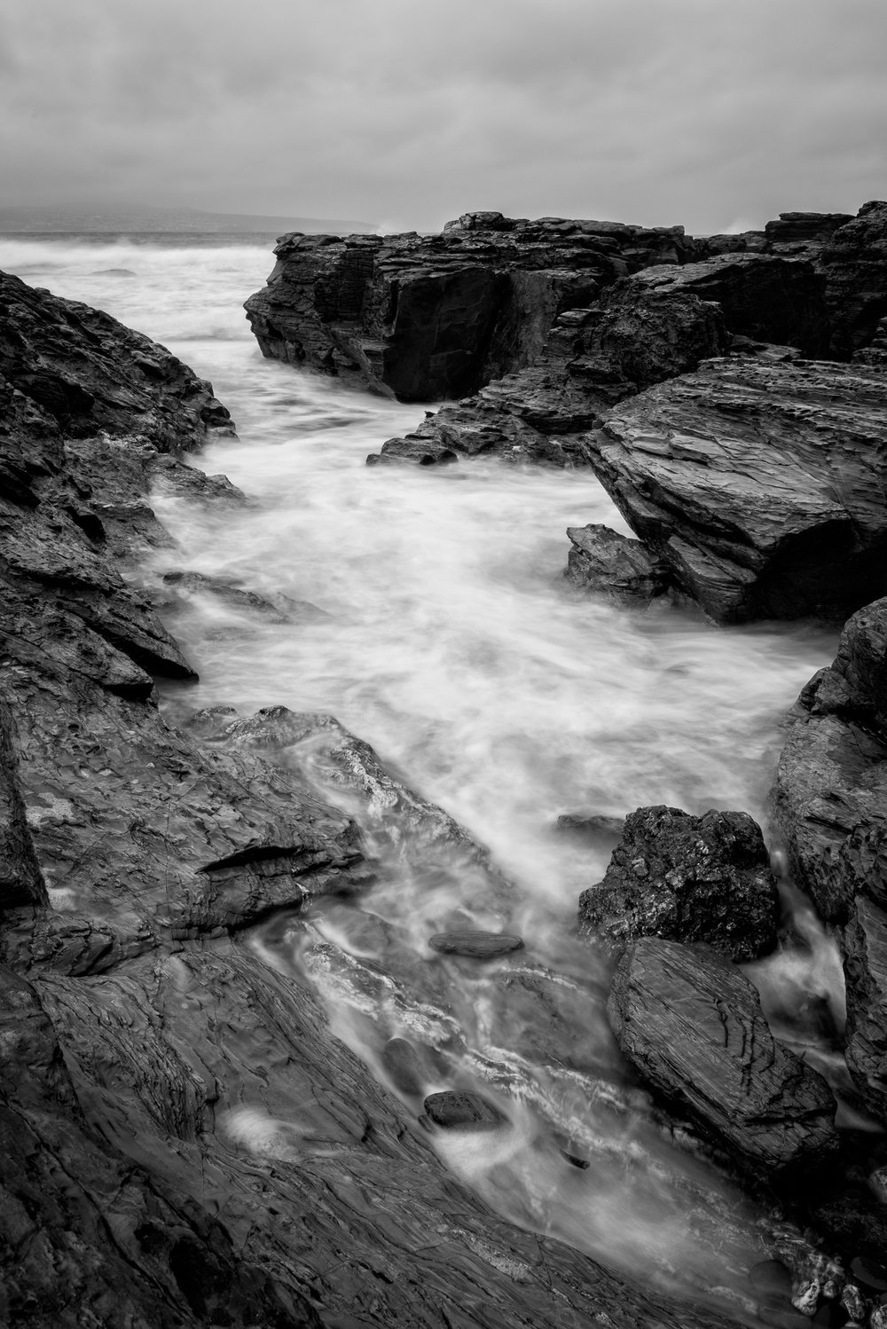 Godrevy Cove, Cornwall