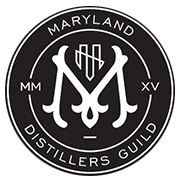 Proud member of the Maryland Distillers Guild