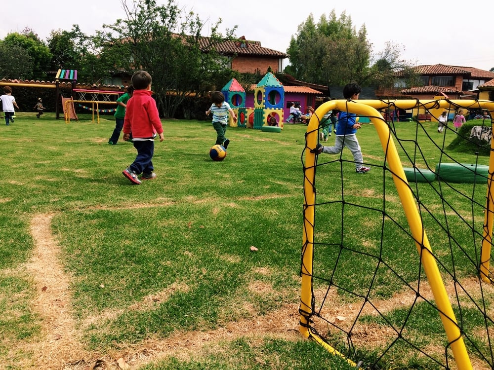 Cancha de mini-fútbol