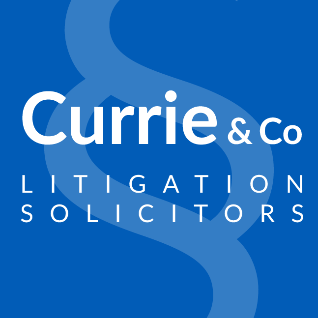Currie & Co Litigation Solicitors