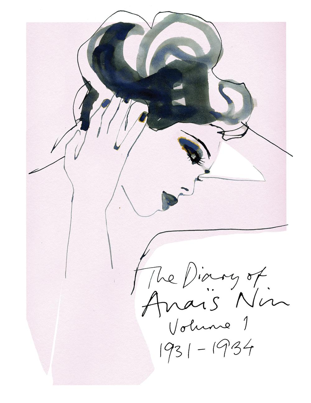 Anais illustration