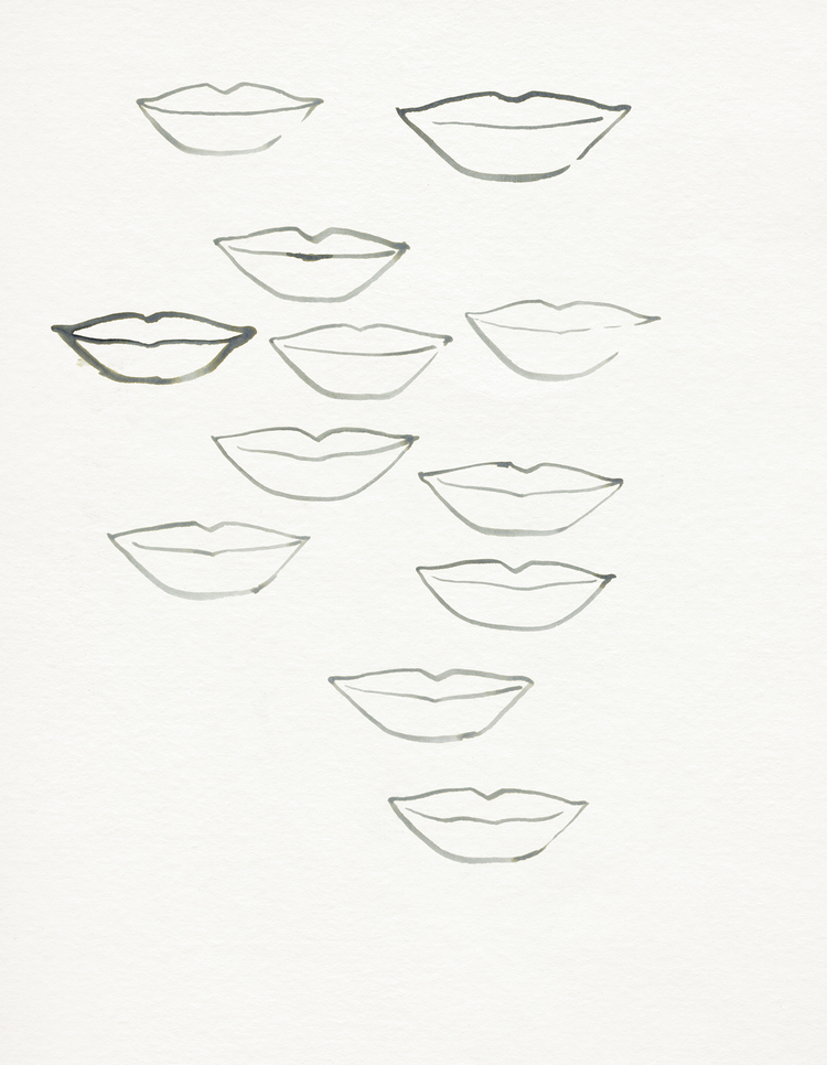 lips illustration