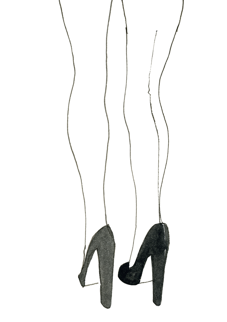 legs illustration