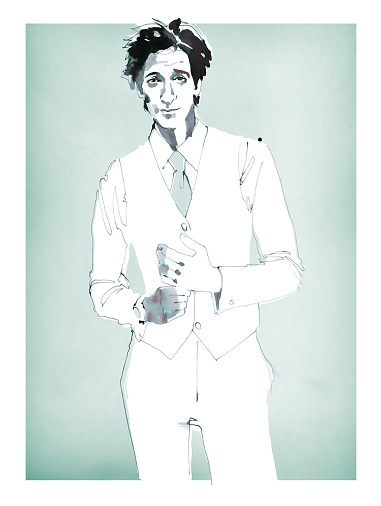 adrian brody illustration