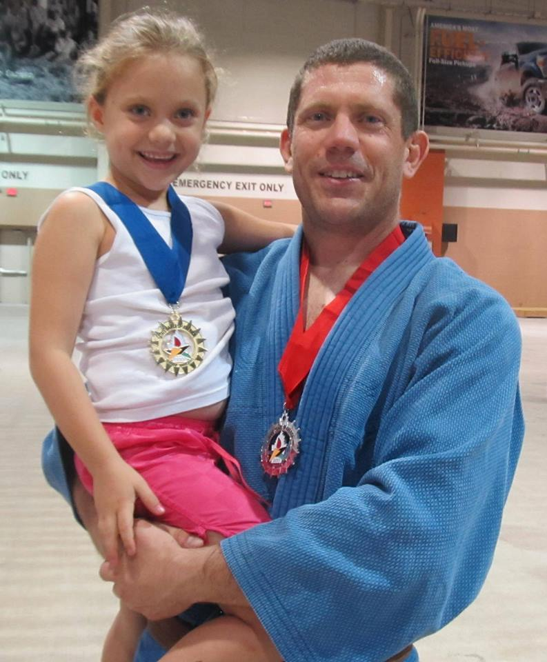 Assistant Kids Judo Instructor:  Matt McGeorge  Matt is a nikyu (brown belt) in Judo and has years of experience teaching kids Judo.