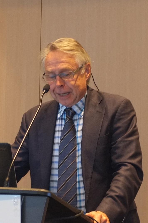 Dr. Michael Moffatt