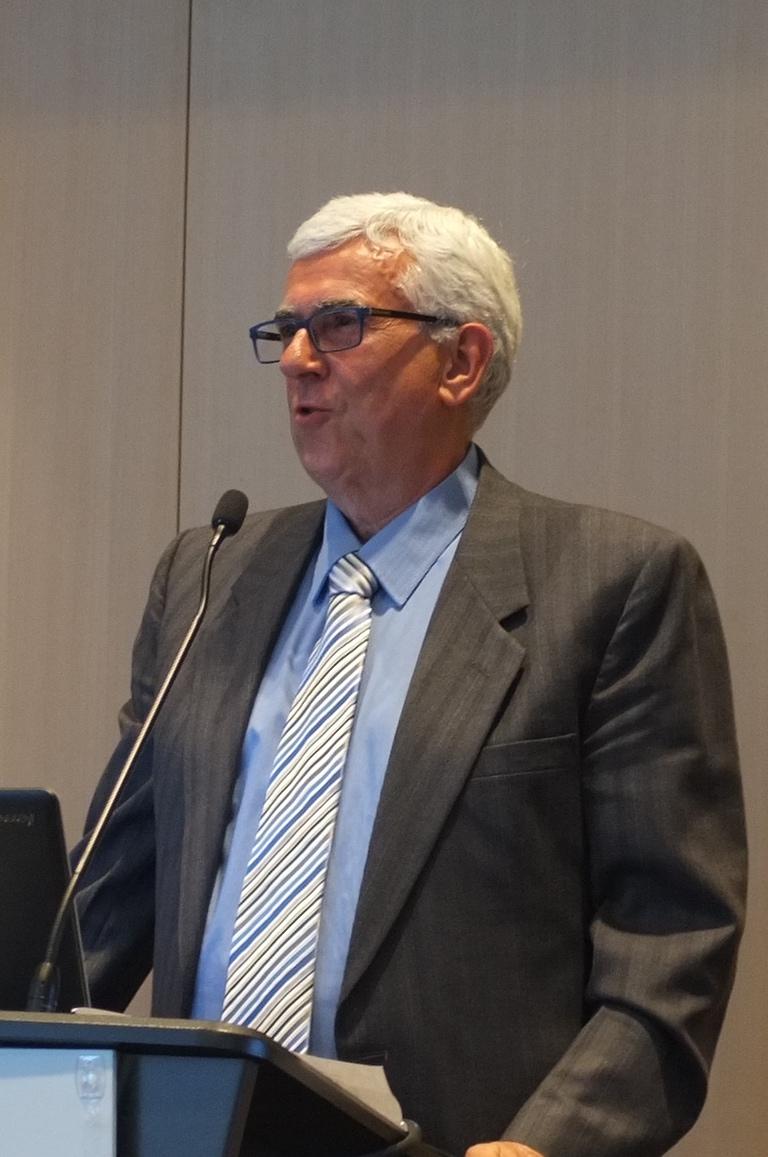 Dr. Claude Lemoine
