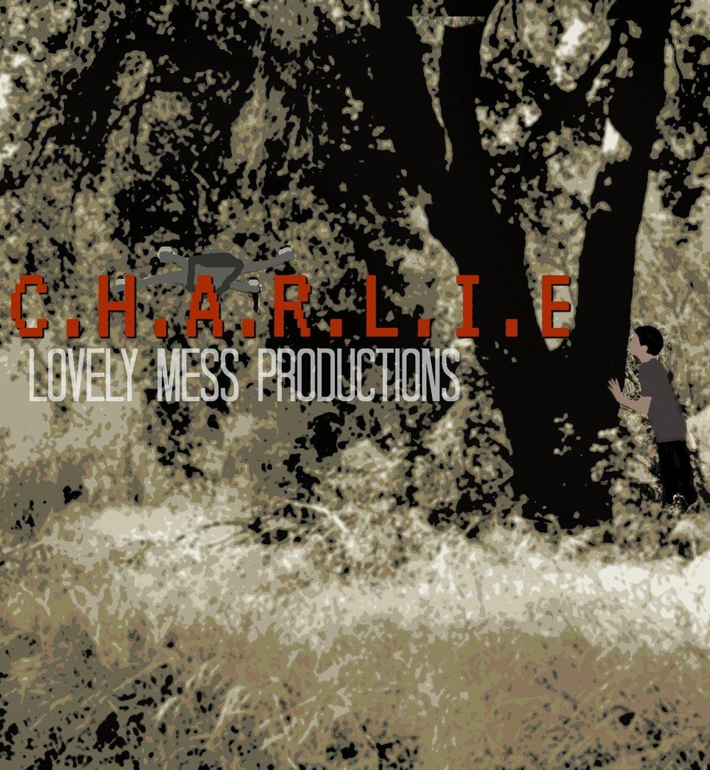 CHARLIE minimalistic fan art