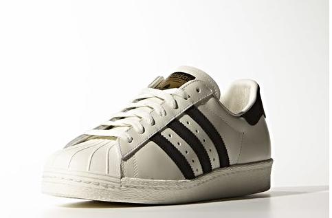 la Superstar de chez Adidas