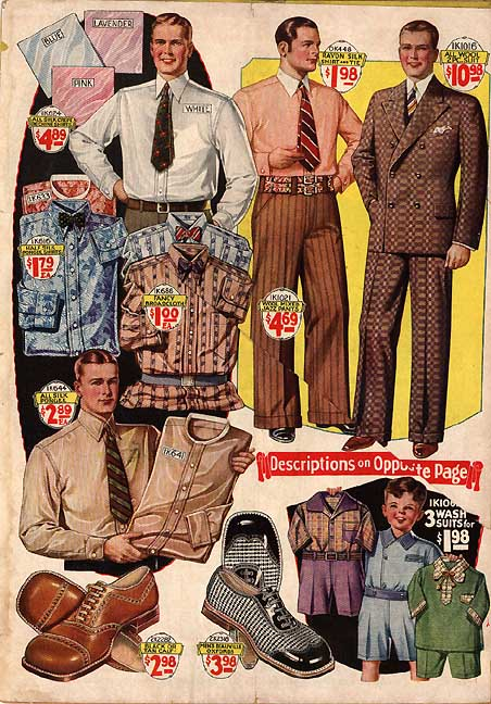 En 1920, le faux col est remplacé par le col souple et les variétés des couleurs et des motifs donnent à la chemise toute son originalité.
