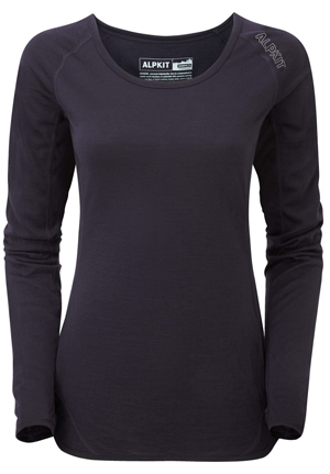 Alpkit's Merino Wool base-layer
