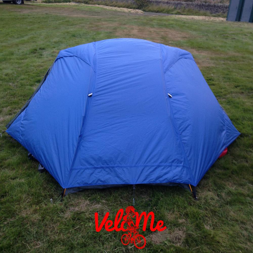 My Alpkit Tent