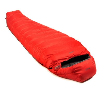 Super red lovely sleeping cocoon