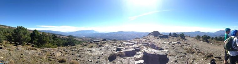 Pano of the fab views