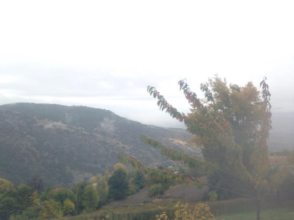 Rainy Spain