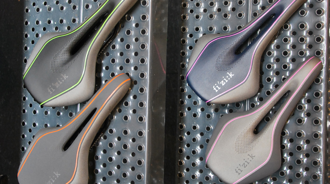 The new Fi'zi:k women's saddles are quite exciting!