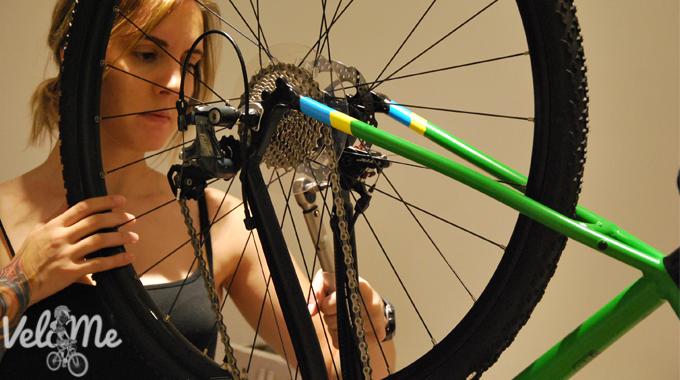 Qualifying as a bike mechanic