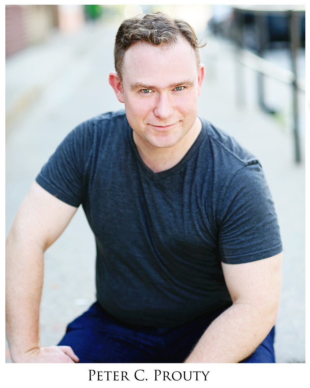 Peter Prouty* (Actor One) is very excited to return to the Meadow Brook stage. He attended both University of Detroit Mercy and Wayne State University's Hilberry theatre programs. He has studied abroad in Greece and Russia. Previous MBT credits include Bellievre/Mary Stuart,  Luke/Haunting of Hill House, Mark/White's Lies, as well as 16 different characters in Around the World in 80 Days. Love to his family and his Hildy.
