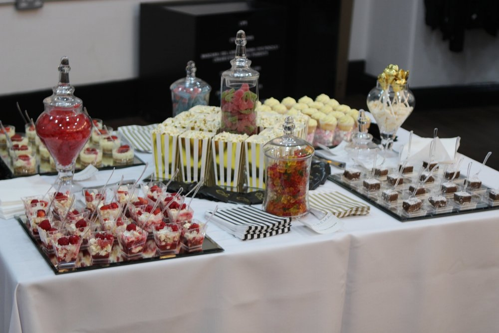 Sweet Treats!!! - Our sumptuous desserts were all the rage...
