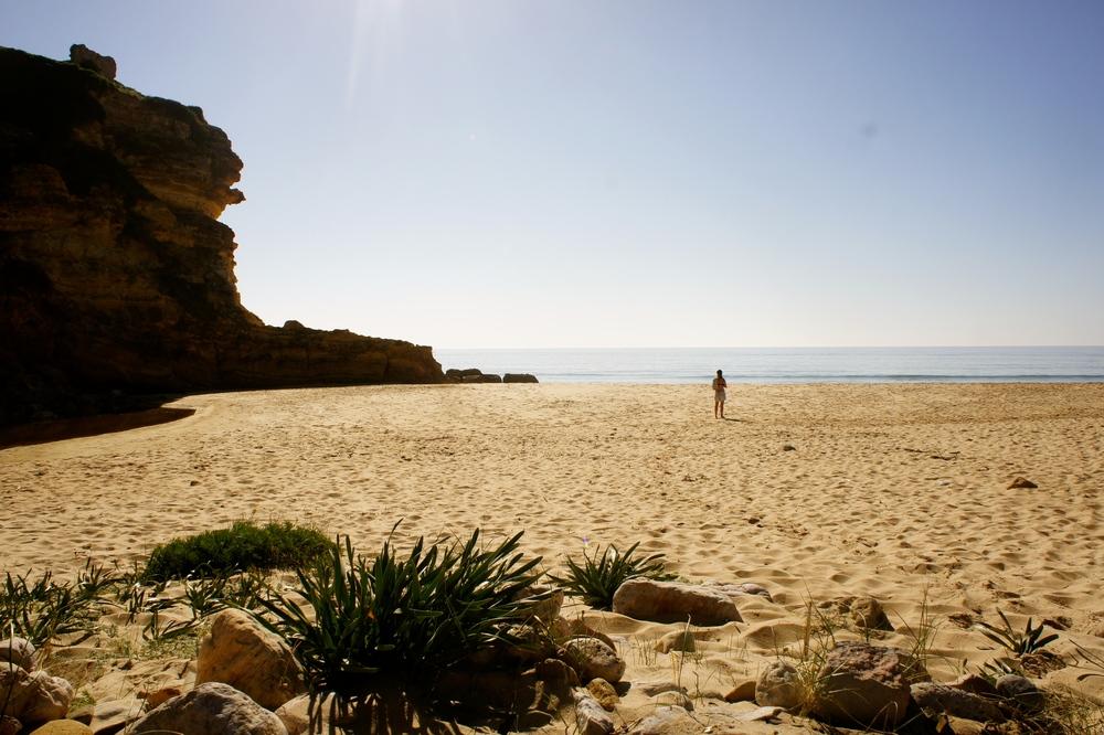 """""""Our Local beach, Figueira."""