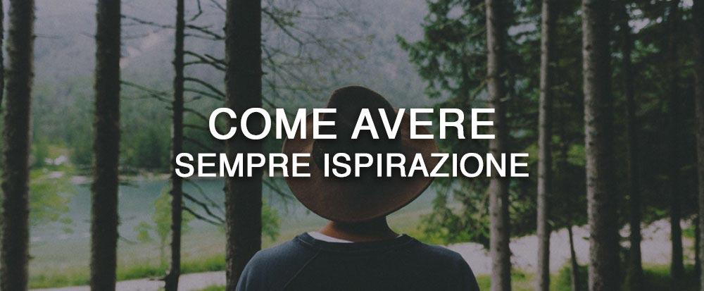 come-avere-sempre-ispirazione