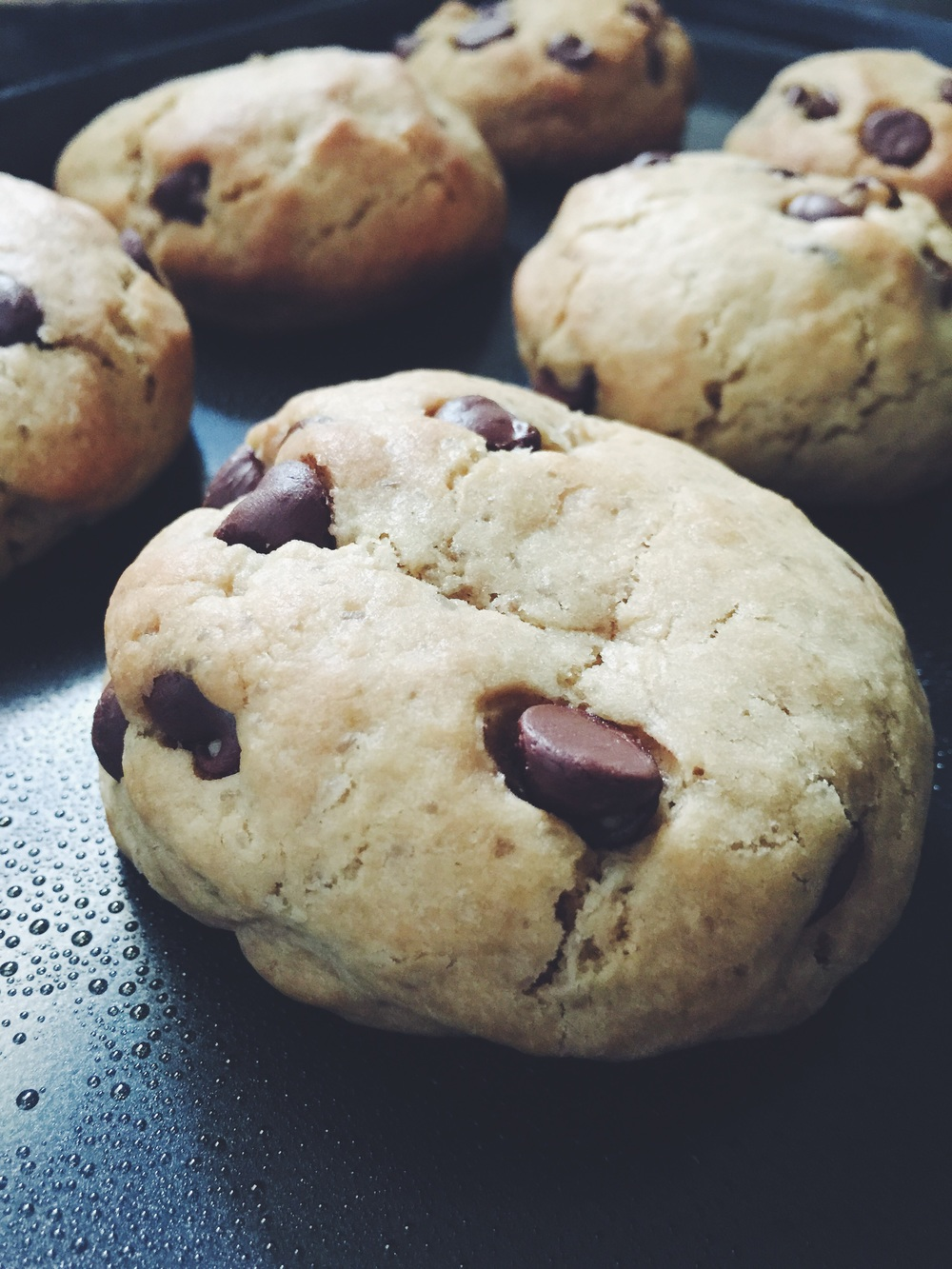 the best chocolate chips cookies ever