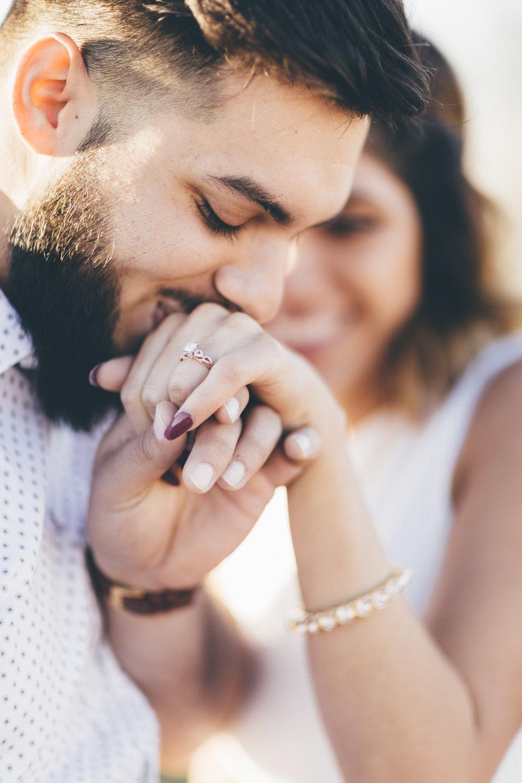 Carolina + Abel's Engagements