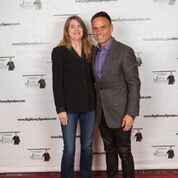 Kevin Harrington and Royce