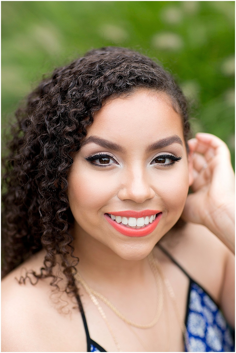 Sylvia J. Royal Oak High School Senior - Metro Detroit High School Senior Photographer
