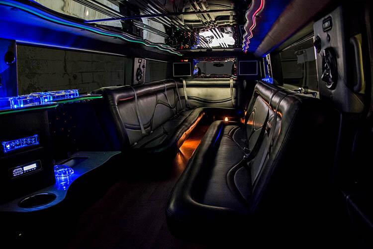 Limo Detroit Party Bus Event Transportation