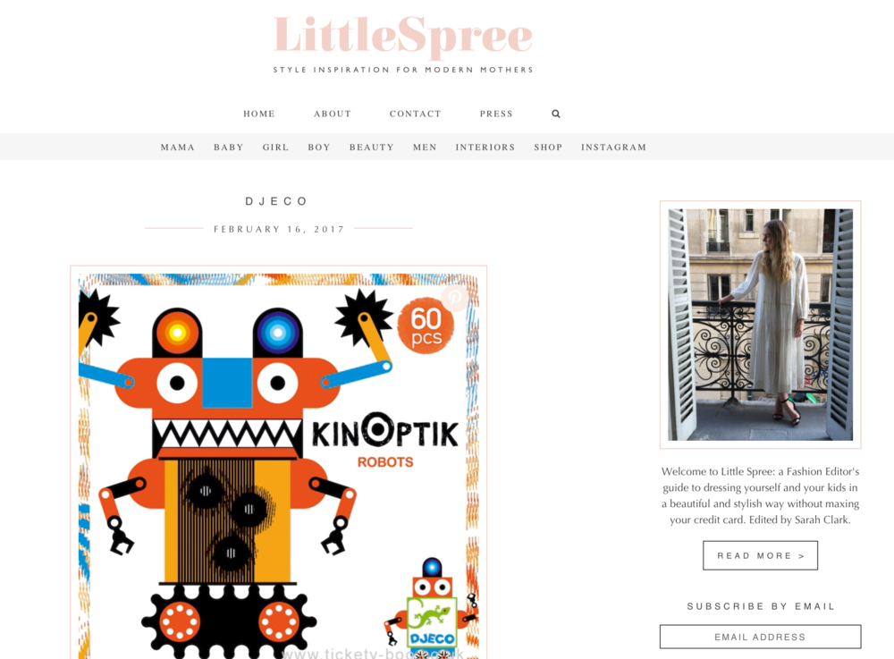 Little Spree ft. Djeco