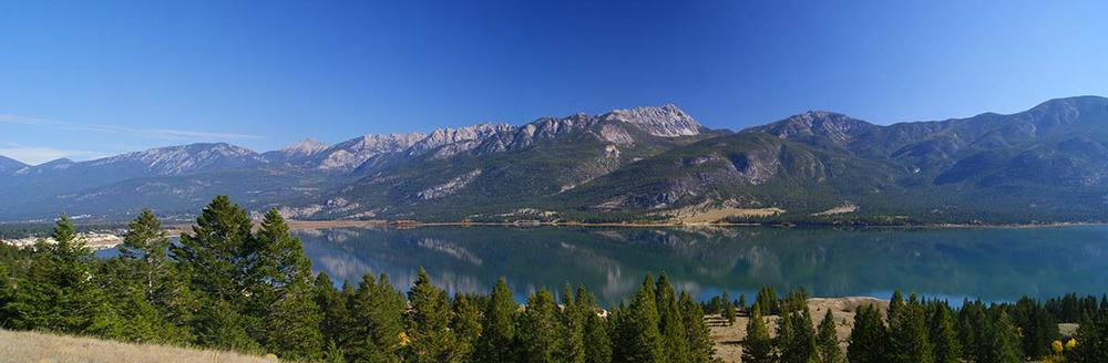 Columbia Lake, British Columbia