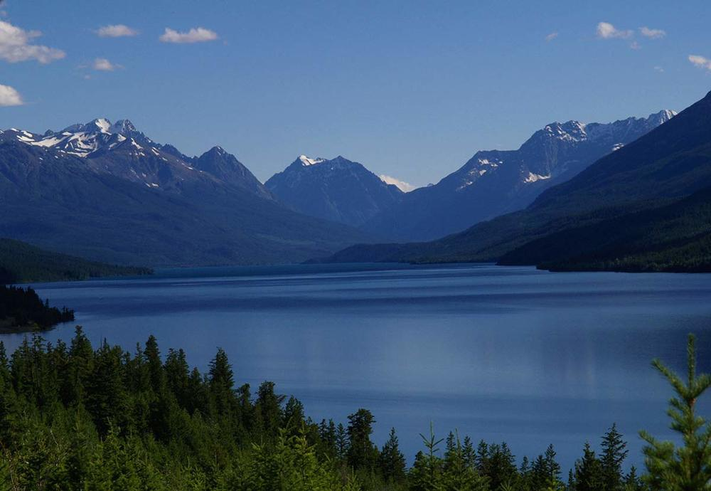 Tatlayoko Lake, British Columbia
