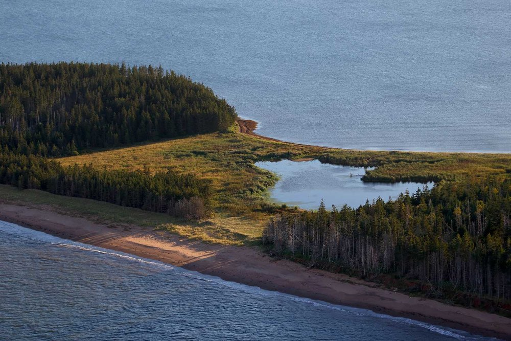 Bought Island PEI (Photo by Mike Dembeck)