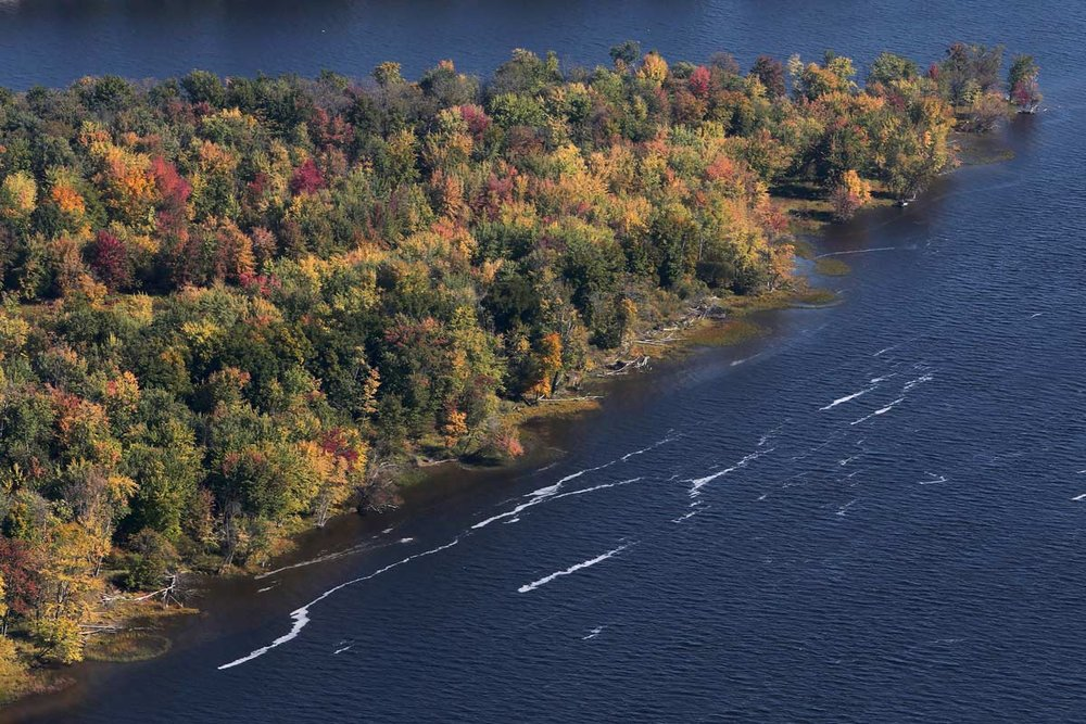 L'ile Kettle, Quebec (Photo by Mike Dembeck)