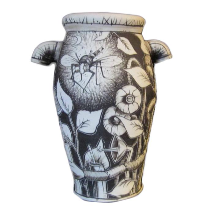 "Jason Walker   Vase  12 x 6"""