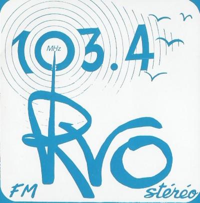Autocollant RVO (1986)
