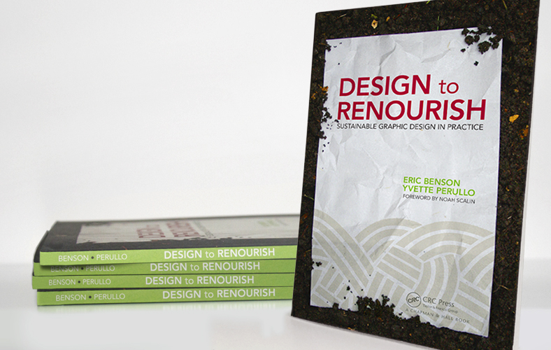 Design to Renourish book