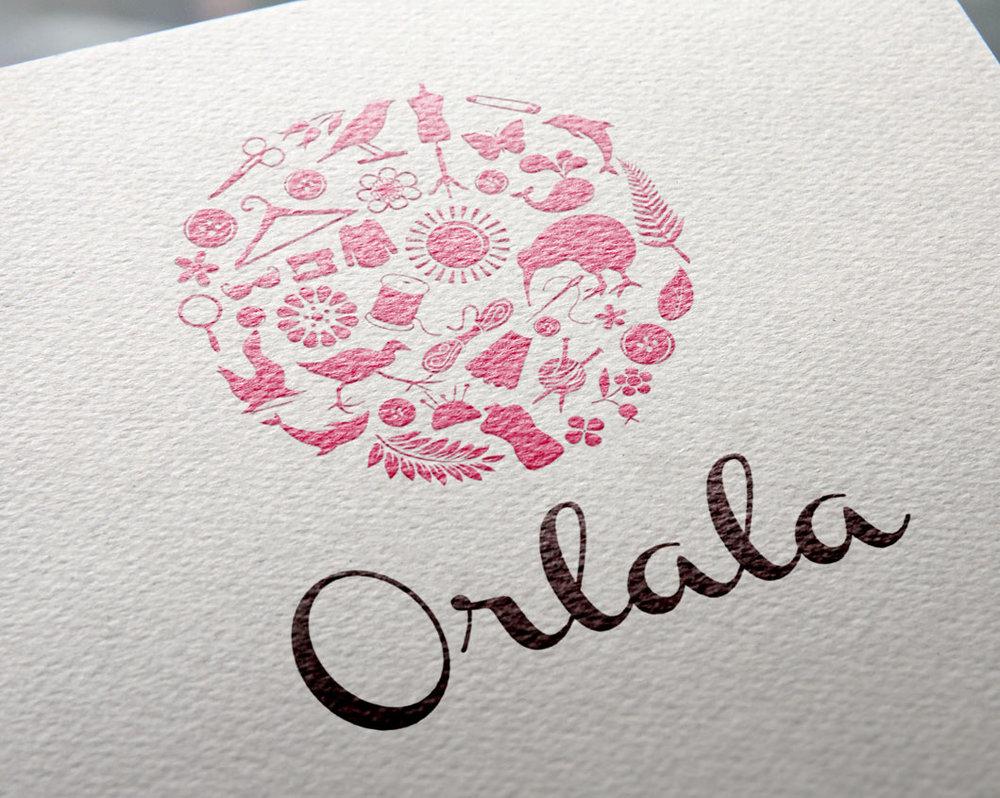 Craft logo identity