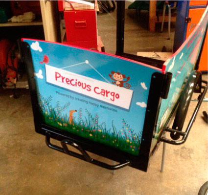 cargo bike design
