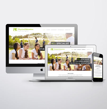 Teaching-agency-website