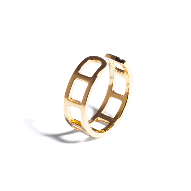 Brandy Pham Mini Cage Ring