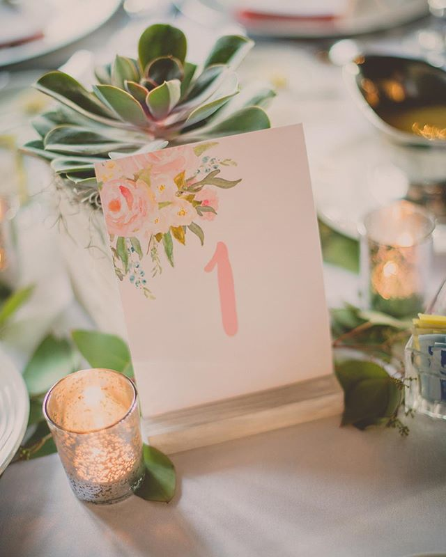 Details matter, they're worth getting right 🌸💌 Brittany & Ryan - Grand Geneva//Lake Geneva, Wisconsin :: Photo Cred: Holen Photography #floral #succulents