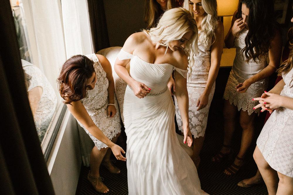 Pierpont Inn Wedding
