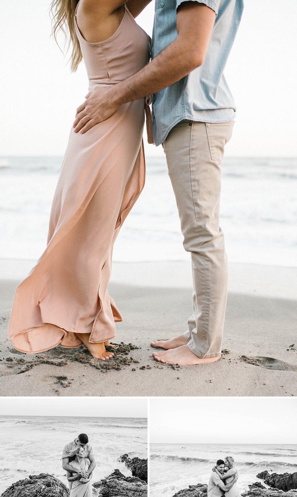 Leo Carrillo Beach Engagement_0003.jpg