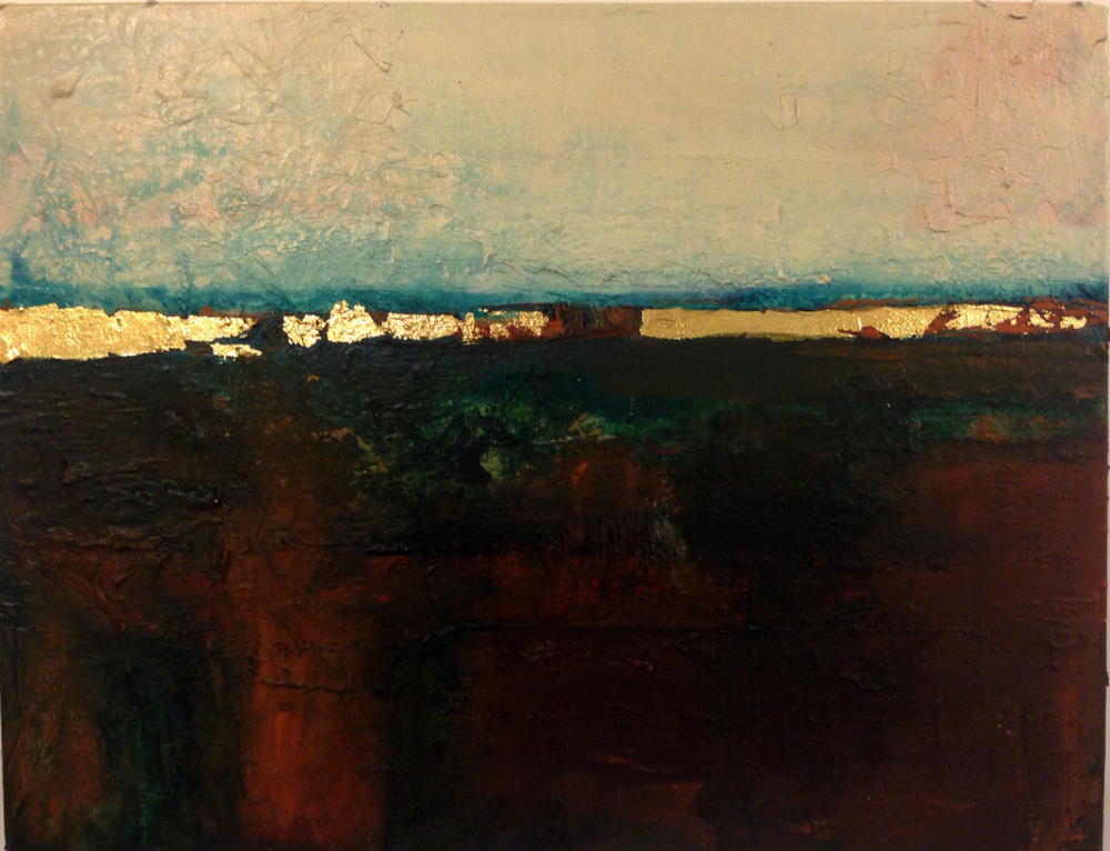 The Gold Horizon (SOLD)